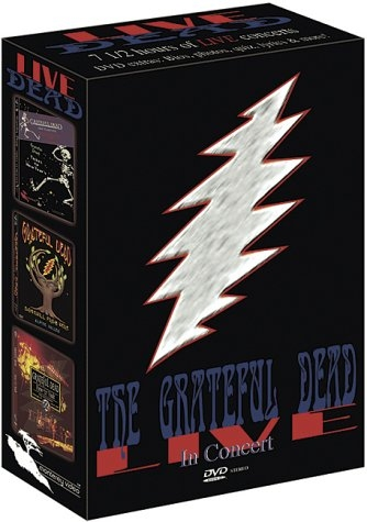 Live Dead - The Grateful Dead in Concert