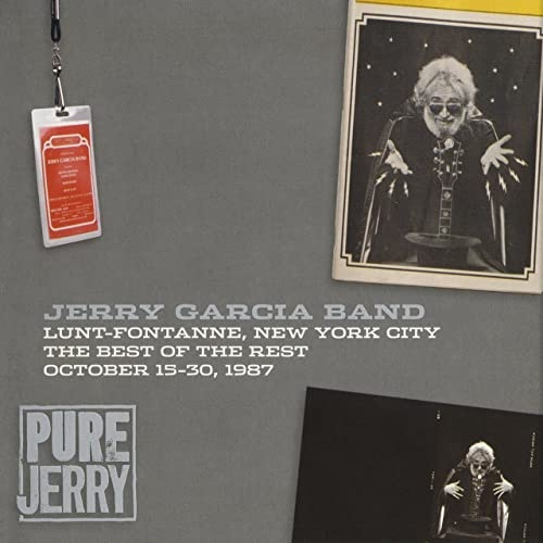 Pure Jerry: Lunt-Fontanne, NYC: <BR>The Best of the Rest